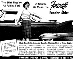 Foxcraft Fender Skirts