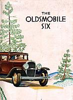 1931 Oldsmobile Six Brochure