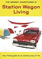 1959 Ford Station Wagon Living