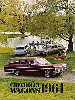 1964 Chevrolet Wagons Brochure