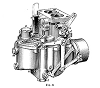 1931 Carburetors