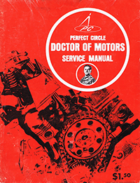 Perfect Circle Doctor of Motors Manual