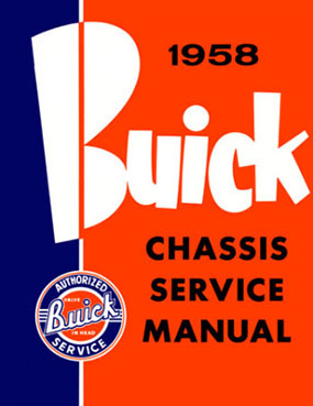 1958 Buick Shop Manual