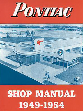 1949-54 Pontiac Shop Manual