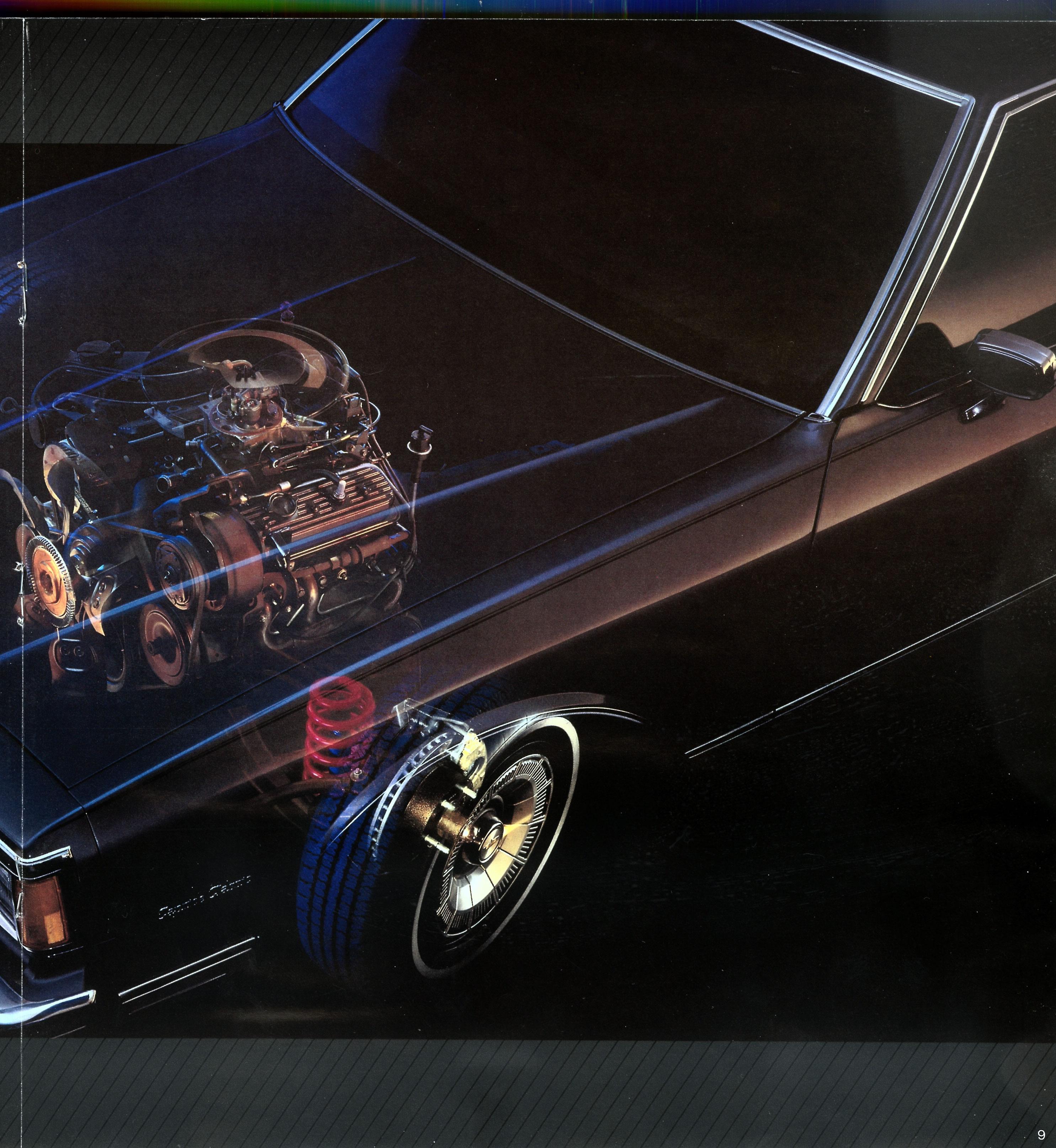 1985 Chevrolet Caprice Brochure / Image12.jpg