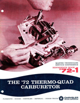 Carter Thermoquad Manual