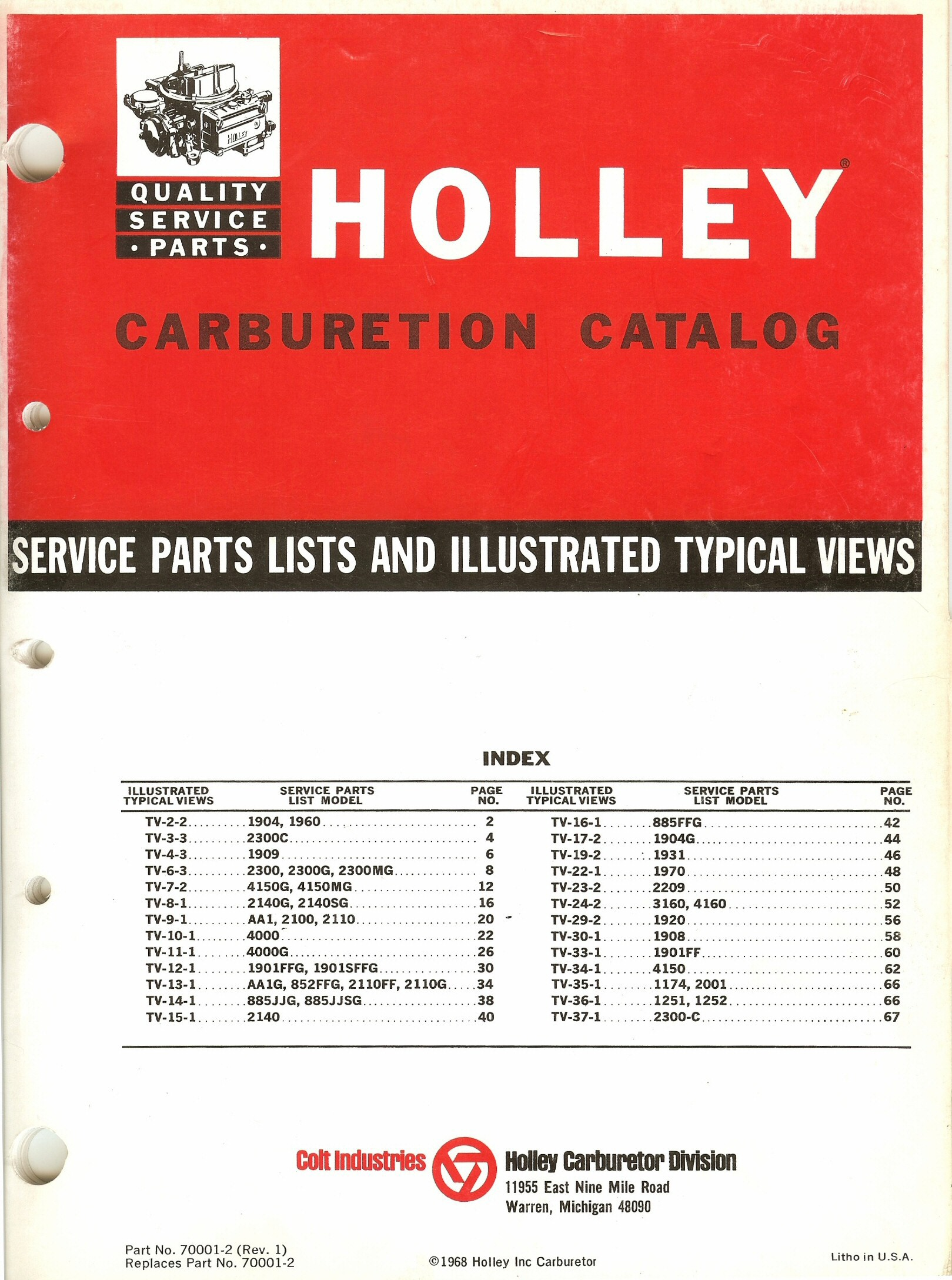 holley carburetor exploded diagrams the old car manual project : holley 4160 diagram pdf - findchart.co