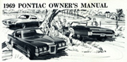 1969 Pontiac Owners Manual