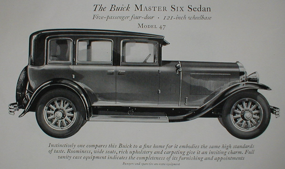 1929BuickAd 03 buick pictures the old car manual project 2010 Buick Lacrosse Wiring-Diagram at mifinder.co