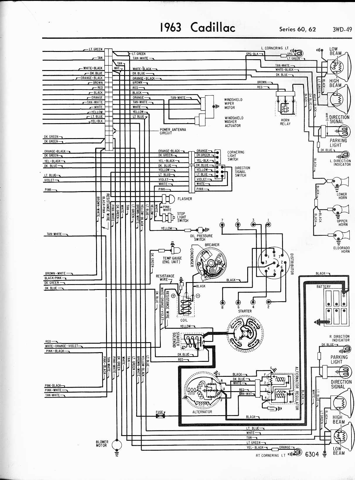 wiring diagram for 1998 cadillac deville wiring 1964 cadillac fuse box diagram 1964 auto wiring diagram schematic on wiring diagram for 1998 cadillac