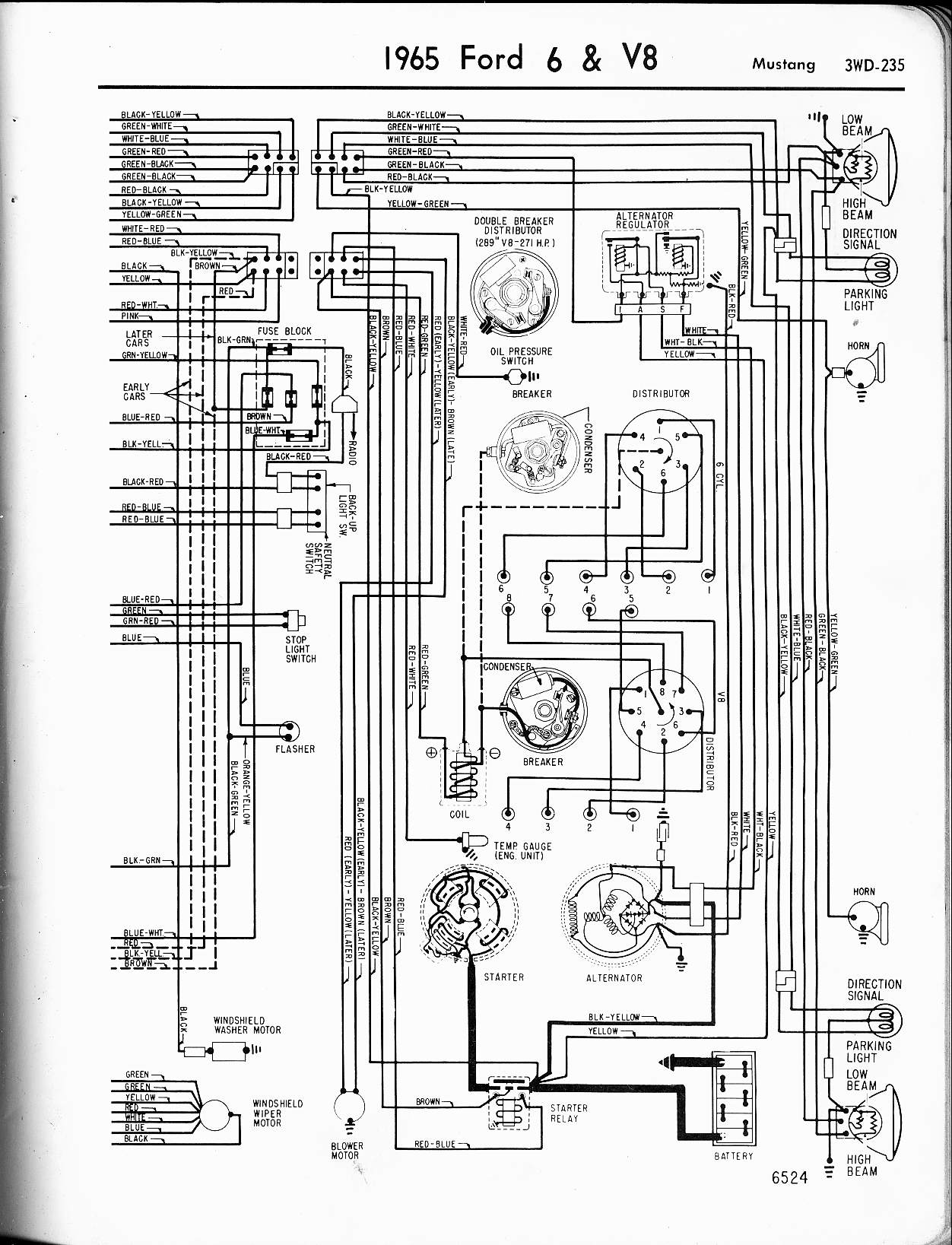 MWire5765 235 wiring diagrams 1968 ford f100 6 cyl readingrat net 1969 Ford F100 Steering Column Wiring Diagram at gsmportal.co