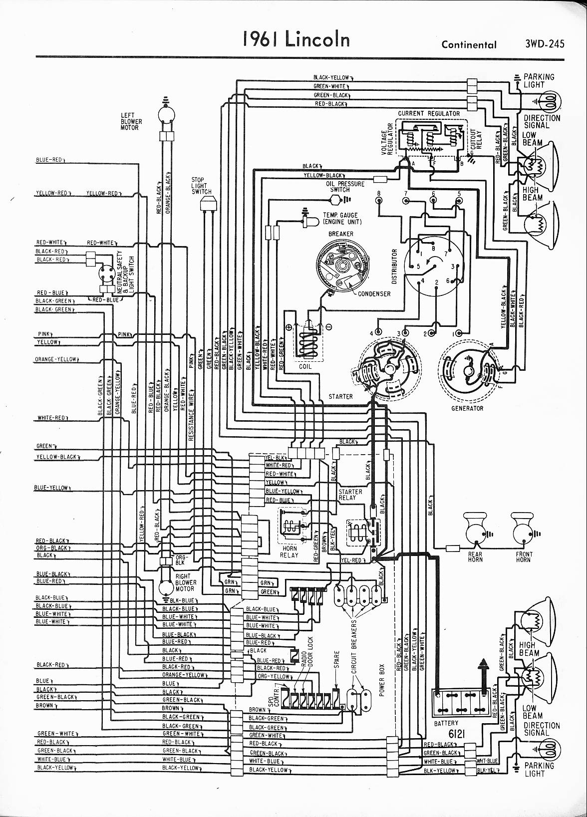 Lincoln town car headlight switch wiring diagram