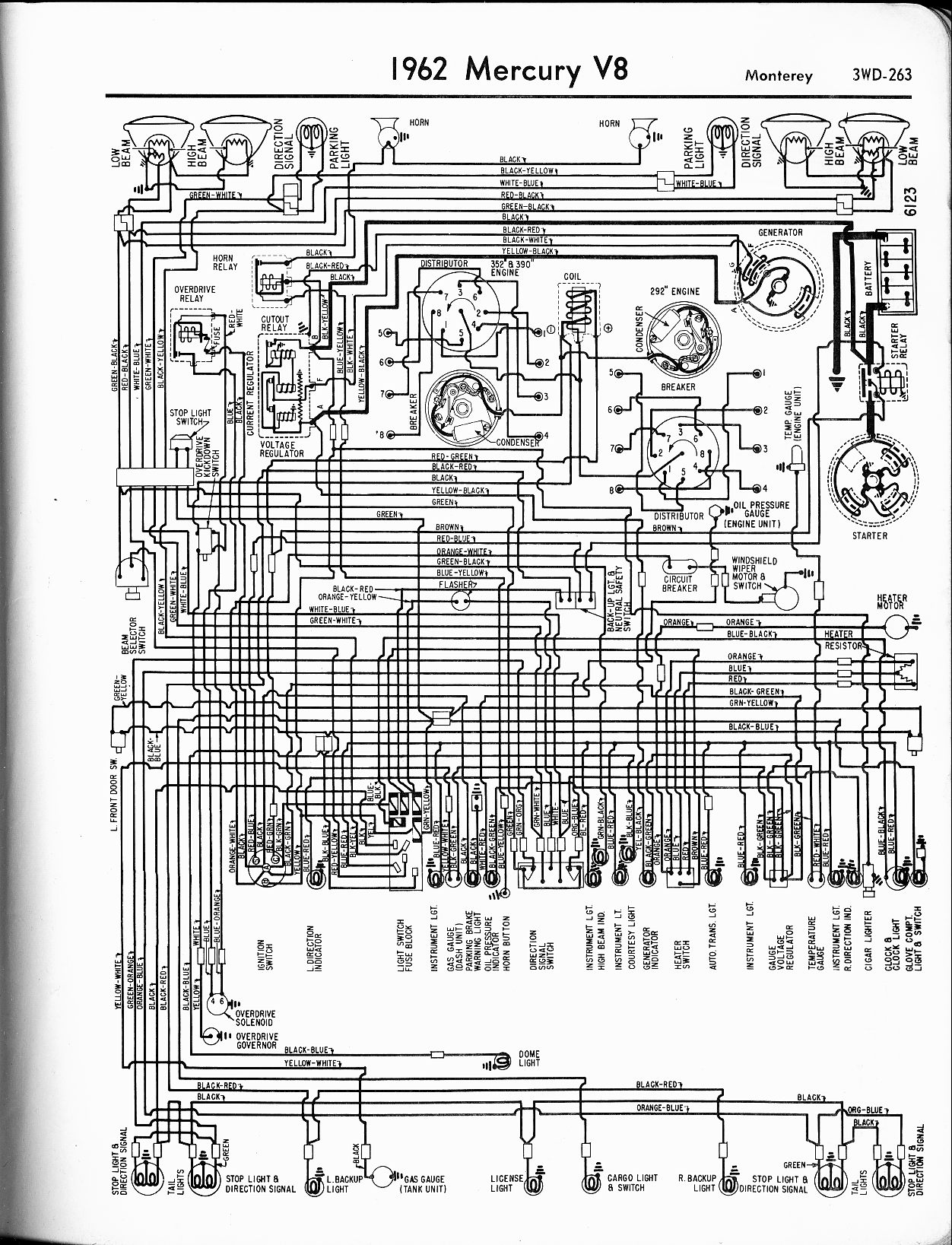 1949 1951 Mercury Wiring Diagram Wire Data Schema 1950 Get Free Image About 1940 Harley