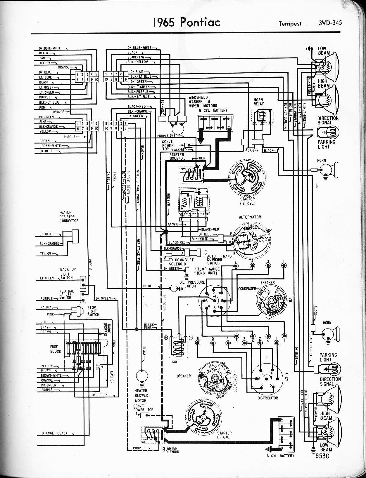 68 Gto Fuse Box Diagram in addition Steering Column Repair 1979 Corvette Tilttelescopic Tilt also 1967 Camaro Wiring Diagram Pdf likewise 95 Lt1 Opti Spark Vacuum Lines 880227 moreover 68tilt. on 1969 firebird wiring diagram